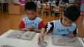 106.5 陶土DIY-----美麗海芋-