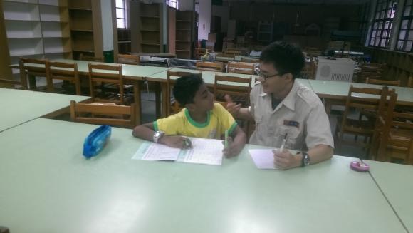 輔導教學與活動-